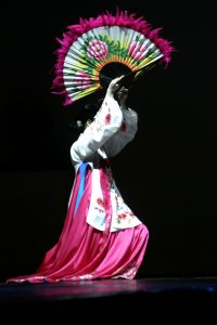 Korean Dance Buchaechum